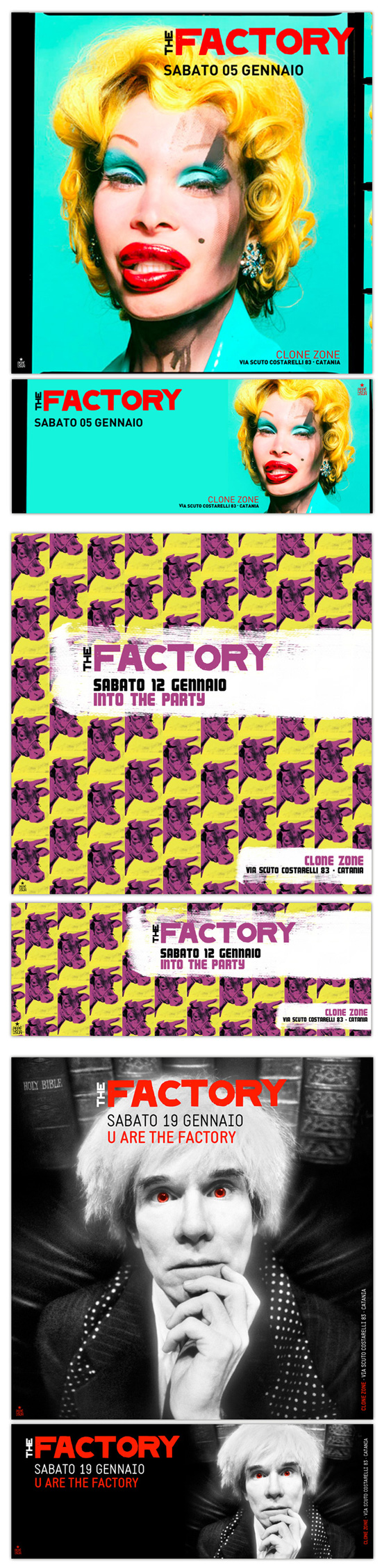 The Factory – Catania (IT)