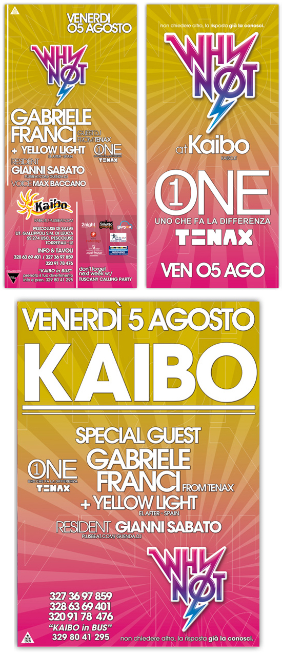 Kaibo – Gallipoli (IT)