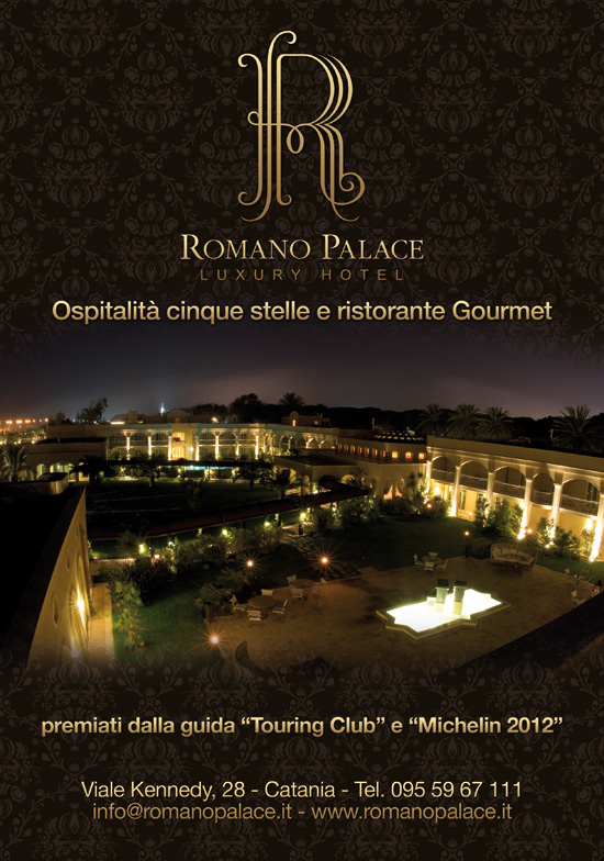Romano Hotel – Catania (IT)