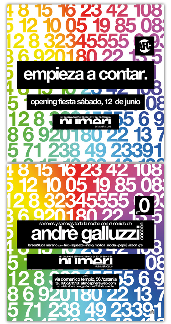 Numeri Summer Club – Catania (IT)