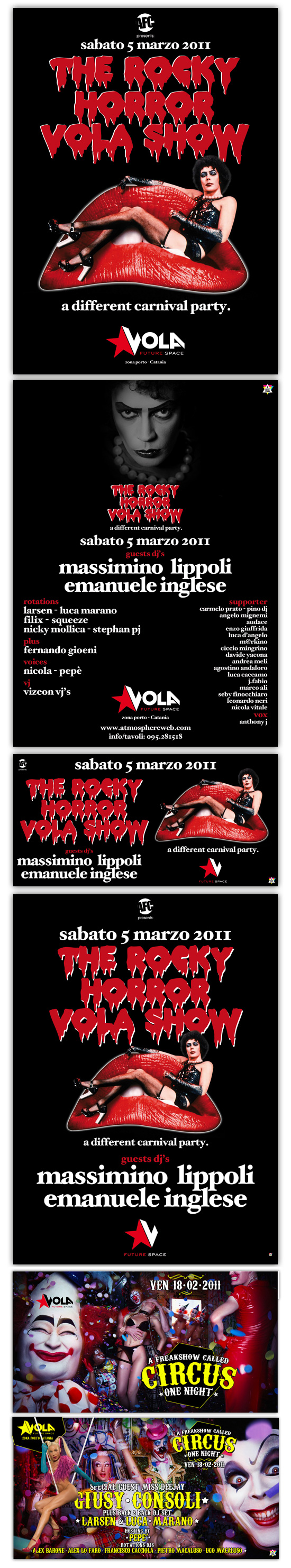 Vola – Catania (IT)
