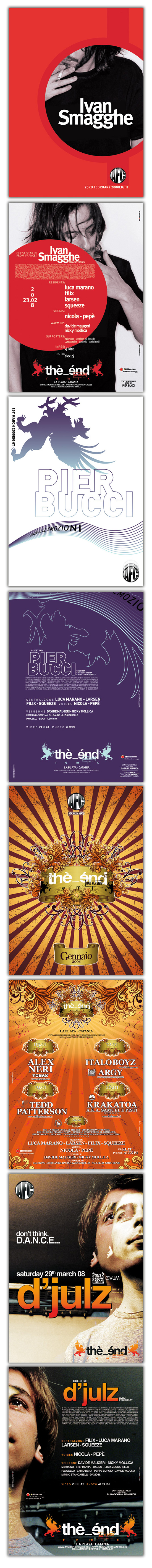 The End Rmx – Catania (IT)