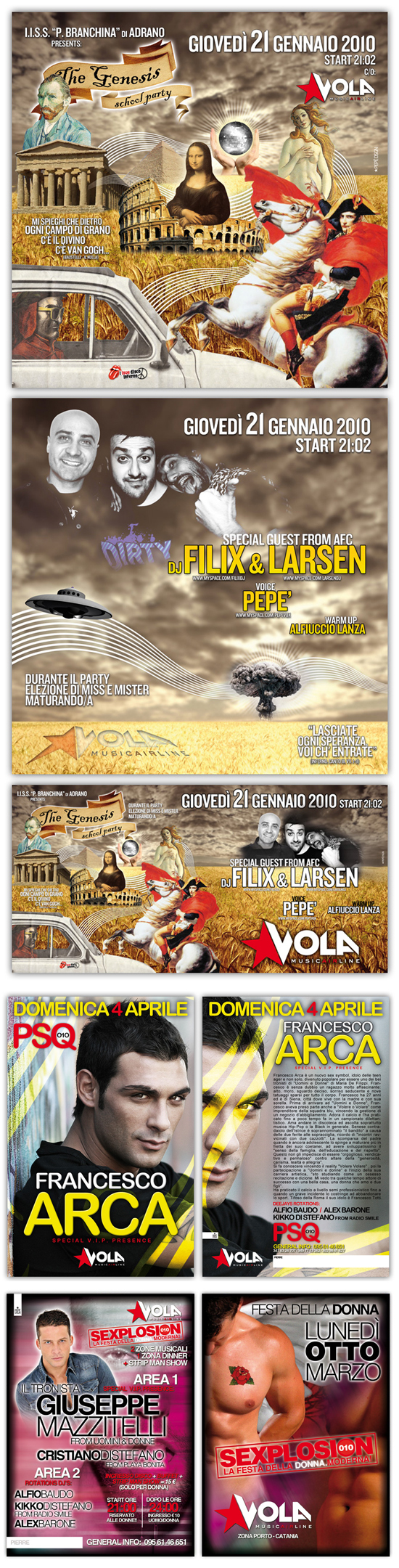 Vola Club – Catania (IT)