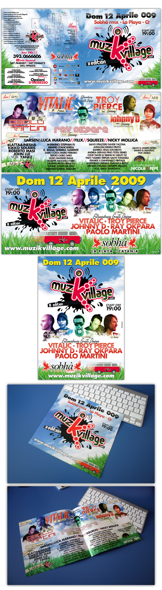 Muzik Village – Catania (IT)