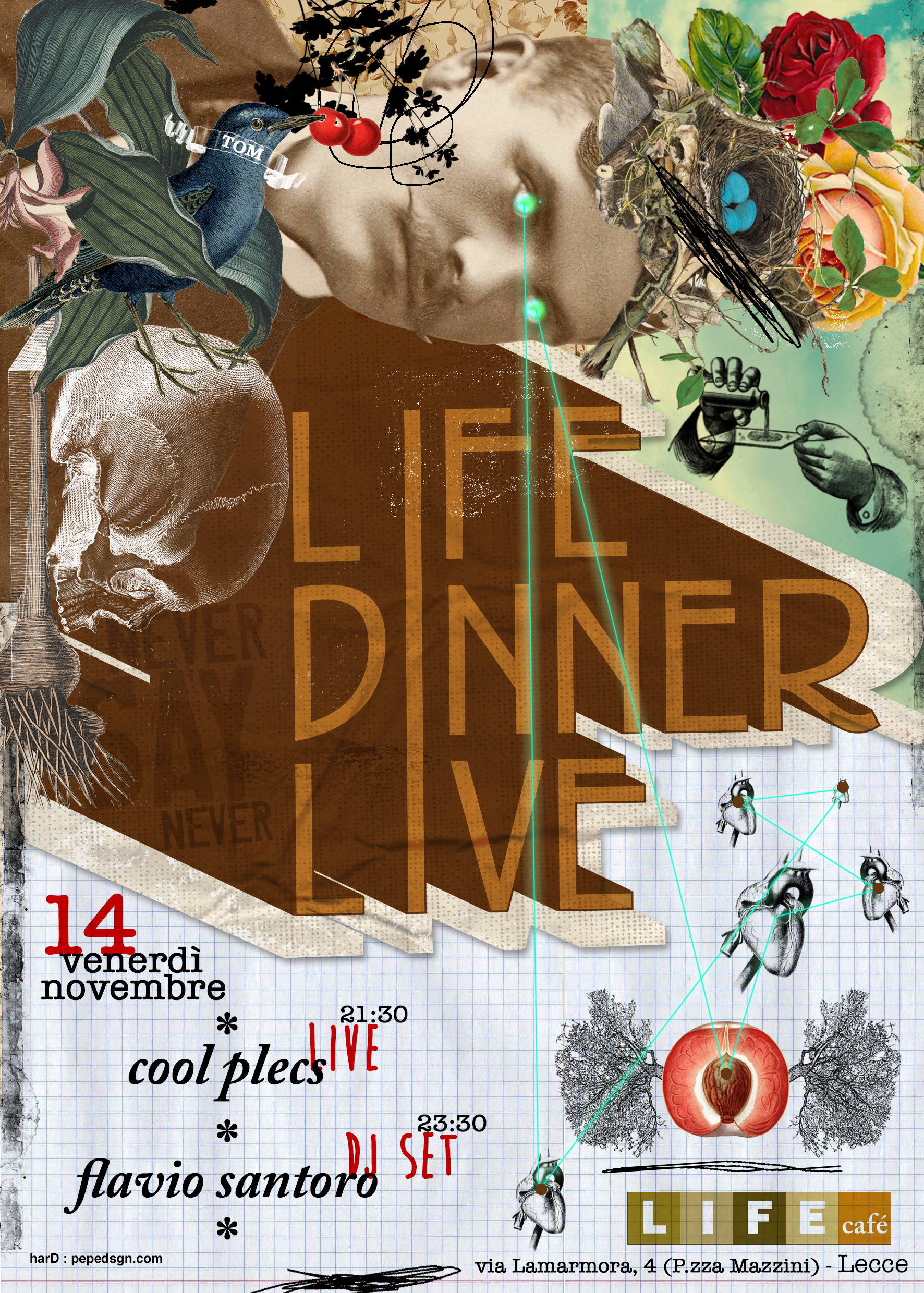 Life Dinner Live – IT